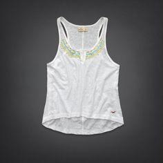 Bettys Surfriders Beach Cami | Bettys Fashion Tops | HollisterCo.com