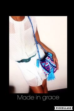 Wayuu mochila bag 45€
