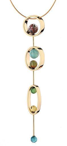 hellgr/ün /& kupfer mint t/ürkis Vintage Ohrringe mit b/öhmischen Glasperlen aqua lemon green opal