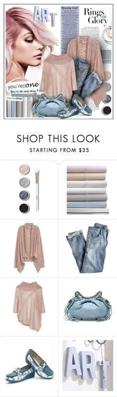 """""""Untitled #648"""" by katerina8606 ❤ liked on Polyvore featuring Tiffany & Co., Terre Mère, Charter Club, J.Crew and Aloha Rag"""