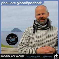 I'm Aware That I'm Rare: the phaware™ podcast: Hall Skåra Transcript