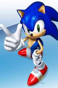 Sonic Android Wallpaper HD