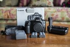 Canon EOS 5D 12.8MP Digital SLR Camera - (Body Only) WITH Canon Battery Grip