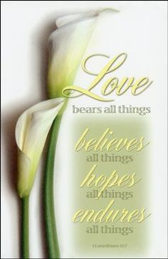 Wedding Program Bulletin Our Love....for a lifetime MSG Scripture Package of 100