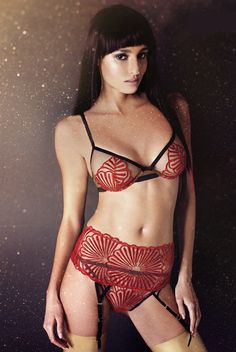 Cosabella Red set