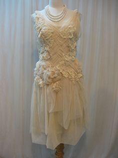 Reception dress?    Madabby on etsy