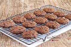 Chocolate Chip Zucchini Cookies (paleo, gluten, grain, dairy free)