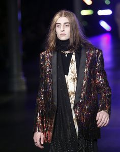 Men's fashion: five summer trends from the 2016 Saint Laurent catwalk