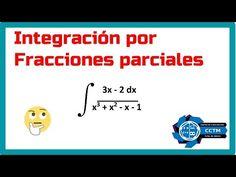 Integral con Fracciones Parciales