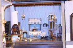 This Dollhouse Is Worth $8.5 Million. When You See What's Inside, You'll Know Why http://www.wimp.com/astolat-dollhouse-castle-worth-millions/