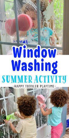 Outdoor Activities For Toddlers, Summer Activities For Kids, Fun Activities, Magic For Kids, Kits For Kids, Toddler Preschool, Toddler Crafts, Homemade Sidewalk Chalk, Outdoor Water Activities