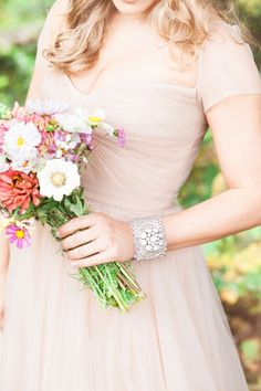 How are you going to make a statement on your wedding day? All our bridal cuffs are designed with vintage jewels.
