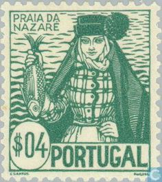 Postage Stamps - Portugal [PRT] - Costumes