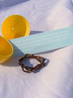 Fun Easter Ideas for Teaching Kids About Jesus: Symbols Easter Egg Hunt