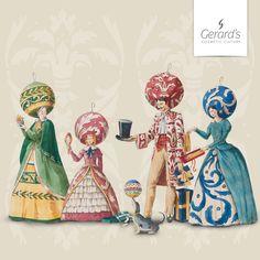 I cofanetti di Natale Gerard's, firmati da Vanni Cuoghi, raccontano la storia della famiglia Beauty Decòr: cinque simpatiche palline umanizzate, che partecipano alle feste natalizie, scambiandosi doni. Tra i nostri personaggi, qual è il tuo preferito?  #gerards #cosmeticculture #madeinitaly #contemporaryart #art #vannicuoghi #beautydecor #beauty #bellezza #benessere #wellness #skincare #limitededition #packagingdesign #wonderful