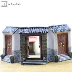Купить товарКитайский террариум украшение смолы дом дверь модель фигурка микро карты волшебный сад декор / миниатюрный / дом для поделок аксессуары опора в категории Ремесла из смолана AliExpress.                                 Добро пожаловать                                                      Более