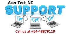 For instant online technical help dial #AcerSupportNZ +64-48879119