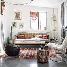 A Revived Cabin in California's High Desert | Design*Sponge | Bloglovin'