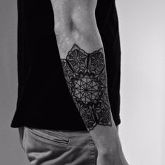 35 Amazing Arm Mandala Tattoo Designs (35)