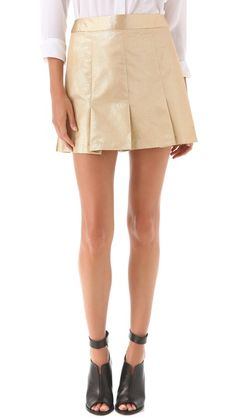 Golden Touch Skirt