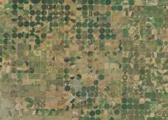 The good, the bad, and the ugly of humans' impact on the Earth, in 13 aerial photos.