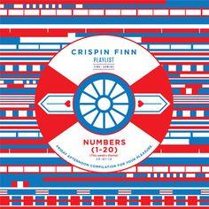 Crispin Finn Playlist Illustrations
