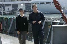 NCIS 03x23 Hiatus: Part 1 Gibbs Rules, Michael Weatherly, Number 9, Ncis, Season 3, Tv Shows, Board, Humor, Planks