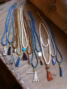 Erin McDermott necklaces