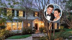 Cameron Diaz And Benji, Mila Kunis Ashton Kutcher, Beverly Hills Mansion, Cedar Siding, Gated Community, Home Look, Real Estate Marketing, Facade, The Neighbourhood