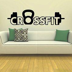 Wall Decal Vinyl Sticker Gym Sport Crossfit Decor Sb1017 ElegantWallDecals http://www.amazon.com/dp/B016WM6Y6I/ref=cm_sw_r_pi_dp_CU5lwb1E156CH