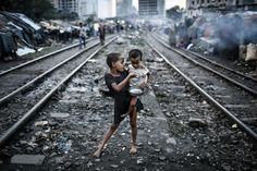 A total of 3.5 million people are living in 5,000 slums in the Dhaka metropolitan area. More than half of the population of city slums is children. They face hardship on a daily basis that includes hunger, poor access to clean water, electricity, health care, insufficient education and protection.