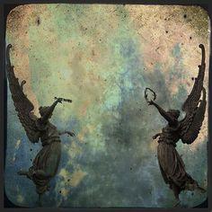Angels, via Flickr.