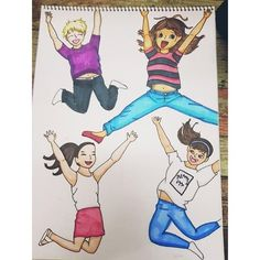 Painting For Kids, Art For Kids, Korean Art, Art School, Art Education, Art Tutorials, Barbie Dolls, Watercolor Art, Book Art