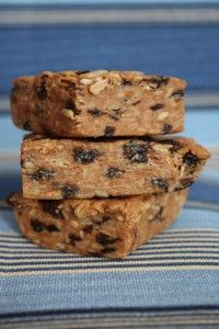 Clean eating -- Peanut butter (natural of course) Power bars, will be trying these soon