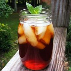 Sweet Tea.  Brewed To Perfection