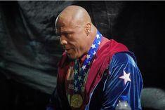 Kurt Angle, Wwe Pay Per View, Angles, Bomber Jacket, Wrestling, Jackets, Fictional Characters, Fashion, Lucha Libre