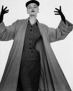 Jean Patchett photo William Helburn 1954