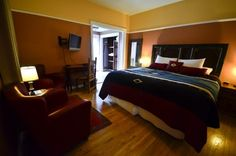 Recently renovated at Inn on the Paseo www.innonthepaseo.com