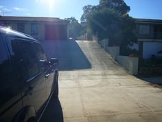 Karrinyup - 2408 - Site assessment before commencement of site -earthworks on a rear strata, sloped small & difficult block
