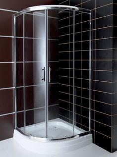 paroi de douche quart de rond 90x90 castorama