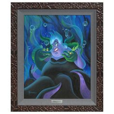Ursula and Her Messengers