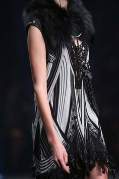 Roberto Cavalli Fall 2014 Ready-to-Wear - Details - Gallery - Style.com