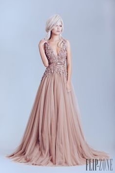 Featured Dress: Alfazairy Couture via Flip-Zone
