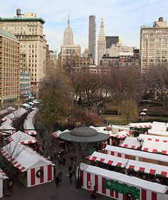 America's Best Christmas Markets: Union Square Holiday Market