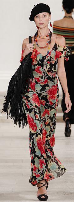 Ralph Lauren Spring Summer 2013 Ready-to-Wear Designer Evening Gowns