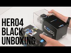 GoPro HERO4 Black Unboxing - YouTube