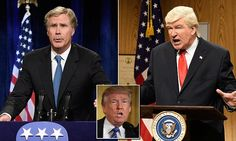 Will Ferrell says Bush is an 'adult' compared to Trump over SNL skits