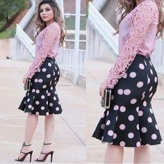Plus size outfits Modest Fashion, Women's Fashion Dresses, Skirt Outfits, Dress Skirt, Nice Dresses, Casual Dresses, African Print Fashion, Business Outfits, African Dress