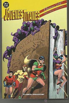 Clásicos DC: Jóvenes Titanes Nº 01 Planeta DeAgostini