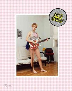 A celebration of the eclectic and daring personal style of the actress and contemporary fashion icon Chloe Sevignyfamous for looking cool without looking like shes trying. Chloe Sevigny has been a mus